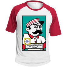 Load image into Gallery viewer, Slugger McGee SS Colorblock Raglan Jersey
