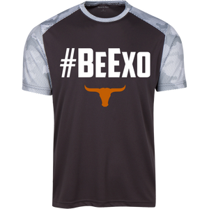 #BeExo Youth CamoHex Colorblock T-Shirt