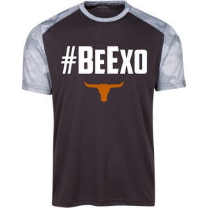#BeExo CamoHex Colorblock T-Shirt