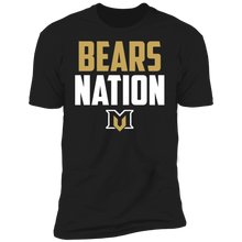 Load image into Gallery viewer, MV Bears Nation Premium Short Sleeve T-Shirt