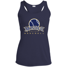 Load image into Gallery viewer, Montreat College Ladies' Racerback Moisture Wicking Tank