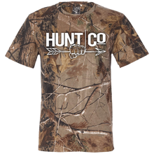 Load image into Gallery viewer, HuntCo Short Sleeve Camouflage T-Shirt
