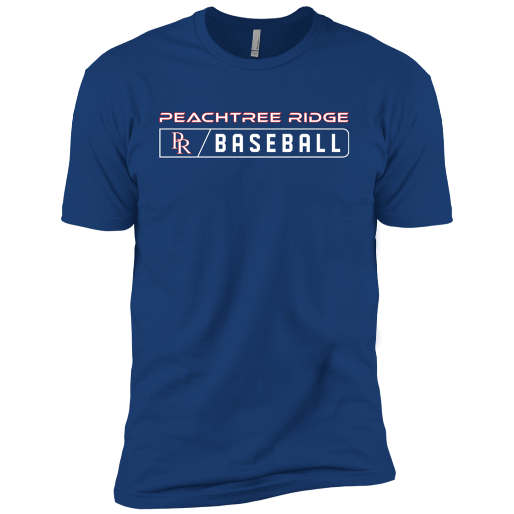 Peachtree Ridge Lions Bar Logo Boys' Cotton T-Shirt