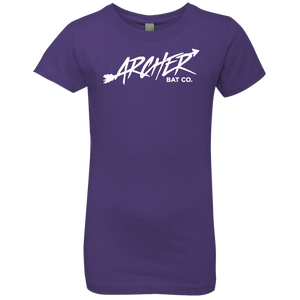 Archer Bat Co Girls' Princess T-Shirt