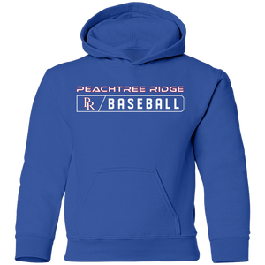 Peachtree Ridge Lions Bar Logo Youth Pullover Hoodie