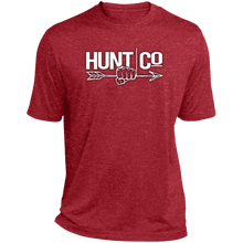 Load image into Gallery viewer, HuntCo Heather Dri-Fit Moisture-Wicking T-Shirt