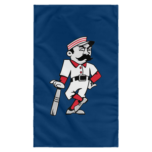 Slugger Sublimated Wall Flag