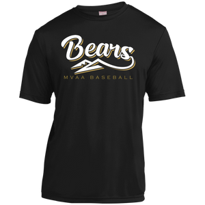 MV Bears Youth Moisture-Wicking T-Shirt