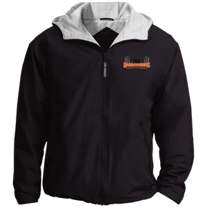 IBO Black/Orange/Gray Team Jacket