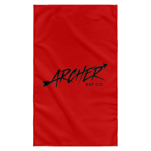 Archer Bat Co Sublimated Wall Flag