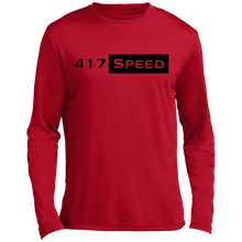 Load image into Gallery viewer, 417 Speed Long sleeve Moisture Absorbing T-Shirt