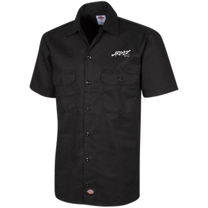 Archer Bat Co Men's Short Sleeve Workshirt