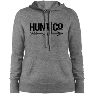 HuntCo Ladies' Pullover Hooded Sweatshirt