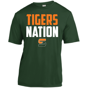 Tigers Nation Youth Moisture-Wicking T-Shirt