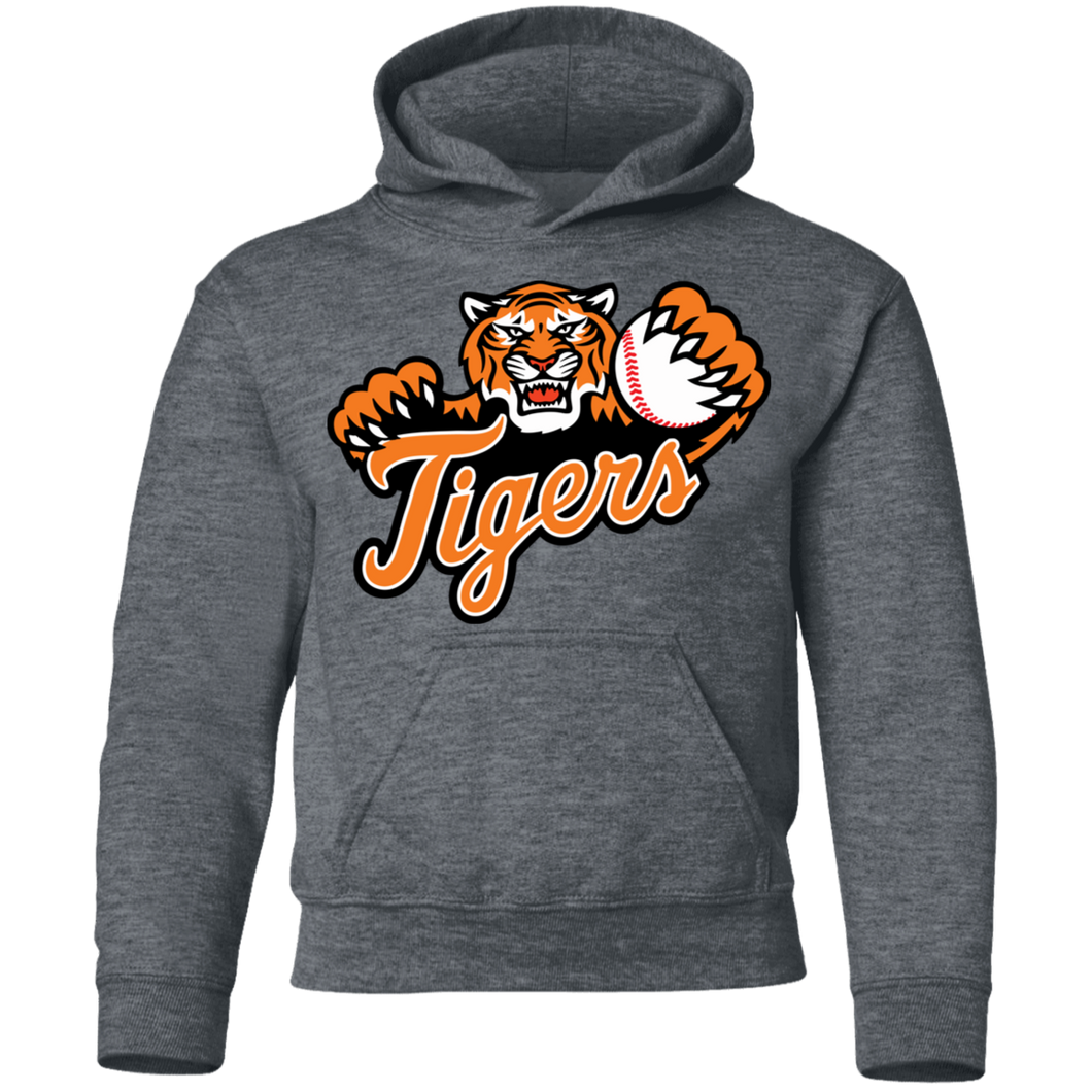 Stockbridge Tigers Youth Pullover Hoodie