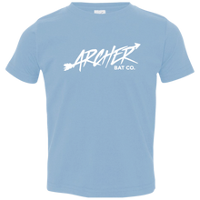 Load image into Gallery viewer, Archer Bat Co Toddler Jersey T-Shirt