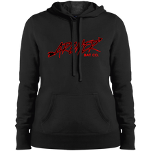 Load image into Gallery viewer, Archer Bat Co Ladies' Pullover Hooded Sweatshirt