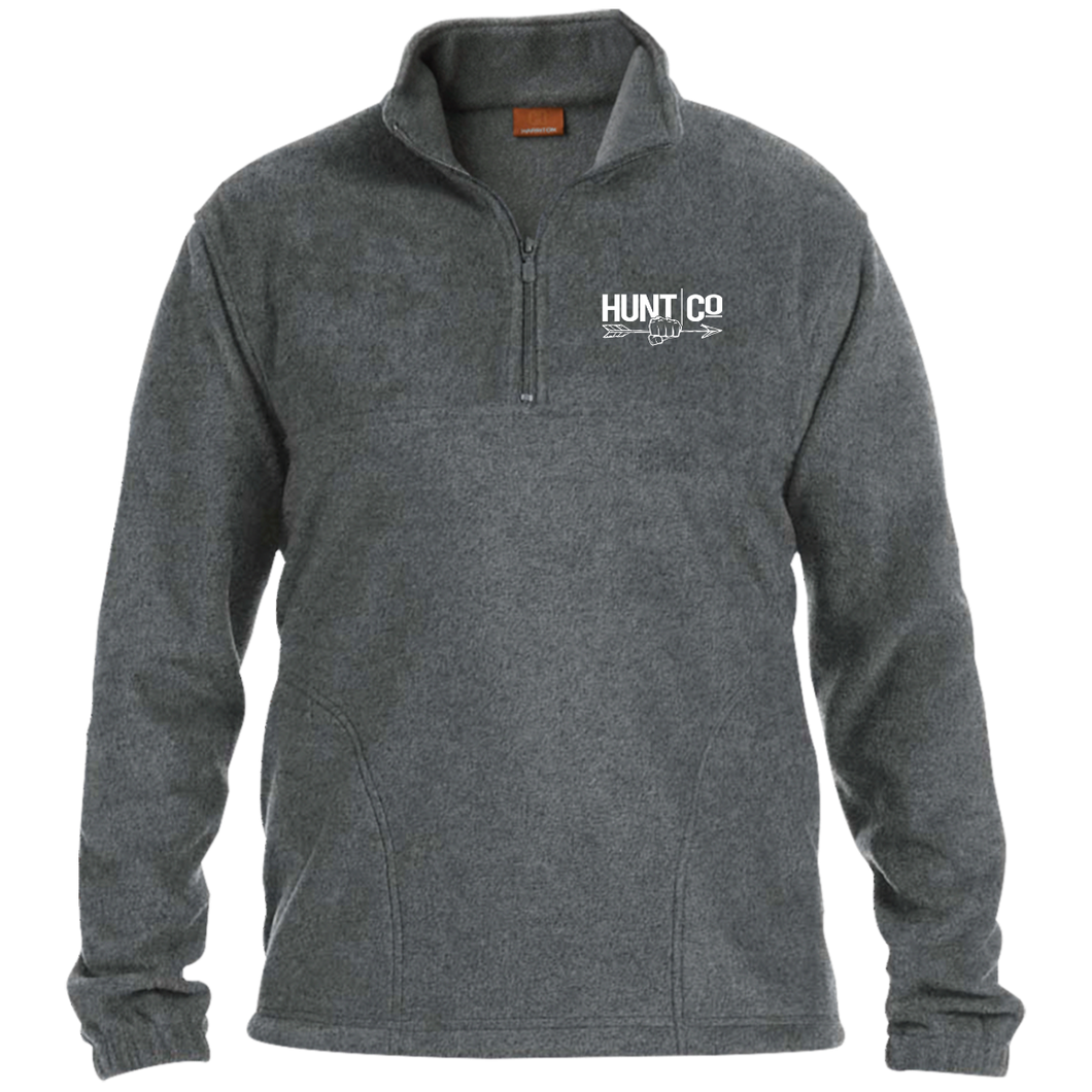 HuntCo 1/4 Zip Fleece Pullover