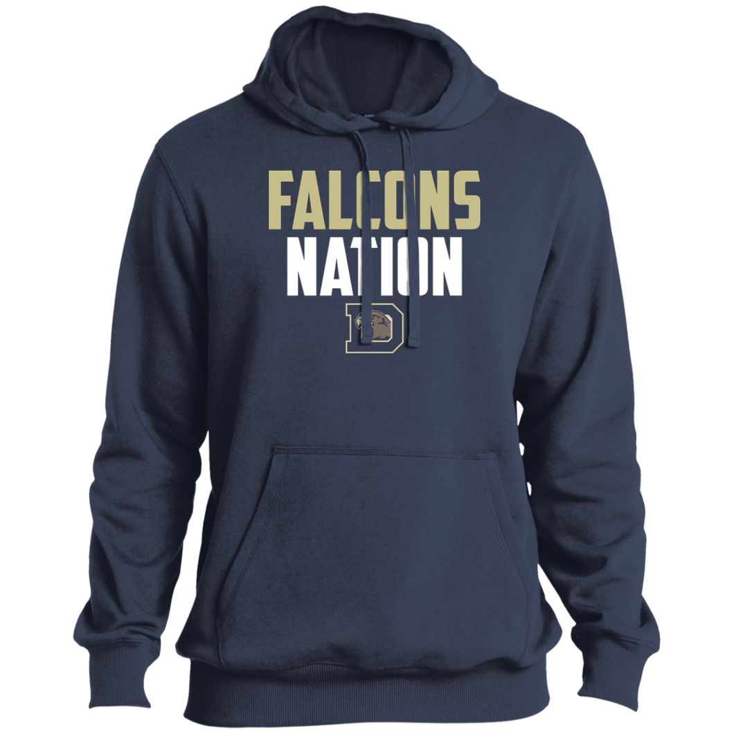 Falcons Nation Pullover Hoodie