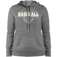 Load image into Gallery viewer, Dacula Falcons Plate Logo Ladies' Pullover Hooded Sweatshirt