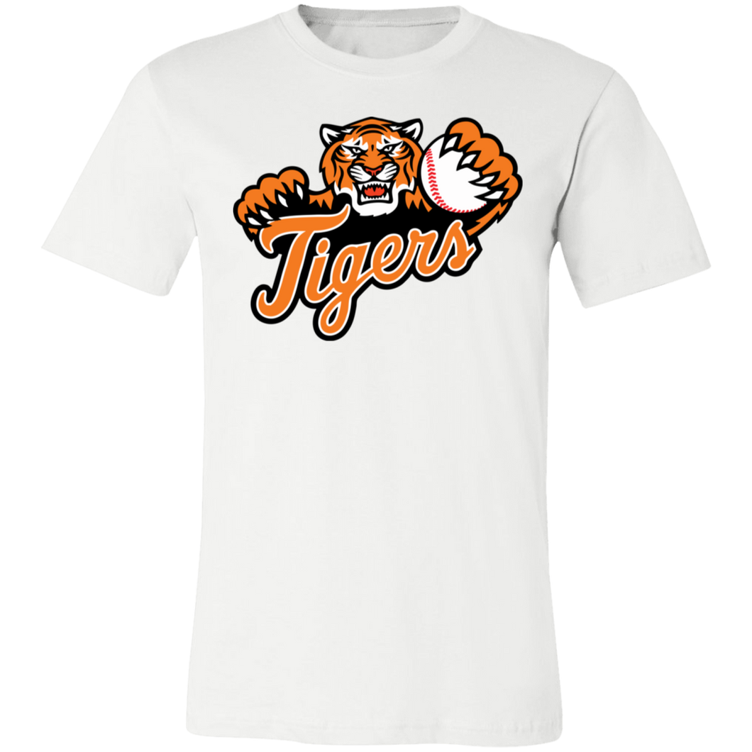 Stockbridge Tigers Unisex Jersey Short-Sleeve T-Shirt
