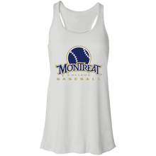 Load image into Gallery viewer, Montreat College Flowy Racerback Tank