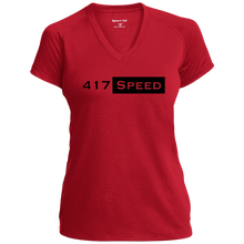 Load image into Gallery viewer, 417 Speed Ladies' Performance T-Shirt