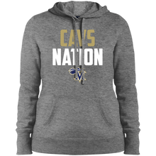 Load image into Gallery viewer, Cavs Nation Ladies' Pullover Hooded Sweatshirt