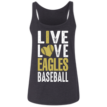 Load image into Gallery viewer, George Jenkins Eagles Ladies' Relaxed Jersey Tank