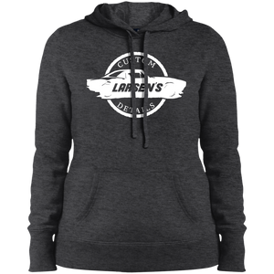 Larsen's Custom Details Ladies' Pullover Hooded Sweatshirt