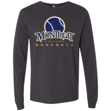 Load image into Gallery viewer, Montreat College Men's Jersey LS T-Shirt