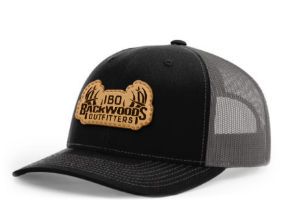 IBO Leather Patch Hat SWAG Pack