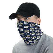 Load image into Gallery viewer, Dacula Falcons Neck and Face Gaiter