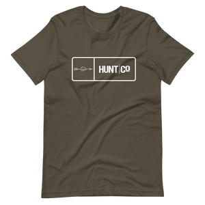 HuntCo Bar Short-Sleeve Unisex T-Shirt