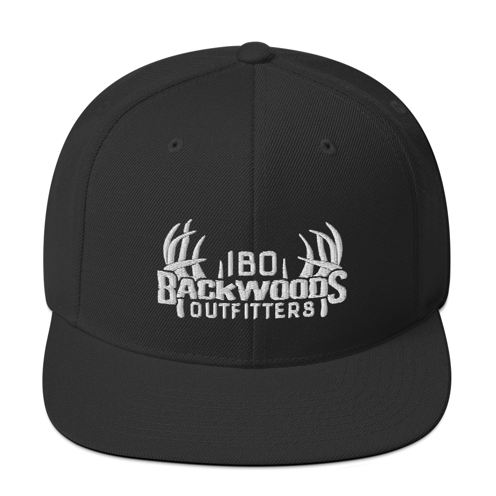 Illinois Backwoods Outfitters Snapback Hat