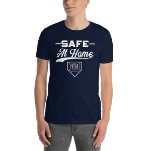 Safe At Home Falcons Short-Sleeve Unisex T-Shirt