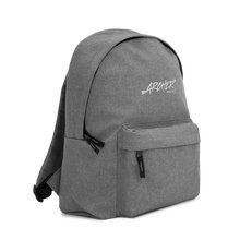 Load image into Gallery viewer, Archer Bat Co Embroidered Backpack