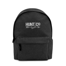 Load image into Gallery viewer, HuntCo Embroidered Backpack