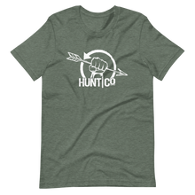 Load image into Gallery viewer, HuntCo Circle Logo Short-Sleeve Unisex T-Shirt