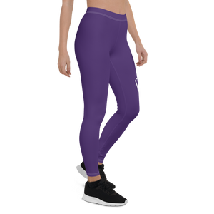 HuntCo Purple Leggings