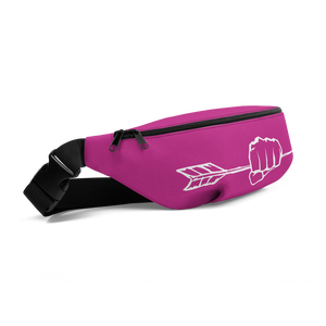 HunCo Pink Fanny Pack