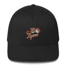 Load image into Gallery viewer, Tigers Structured Twill Cap
