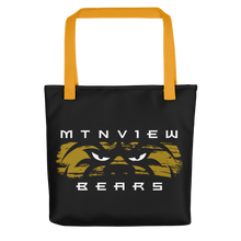 Load image into Gallery viewer, MV Bears Tote bag