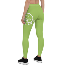 Load image into Gallery viewer, HuntCo Neon Green Leggings