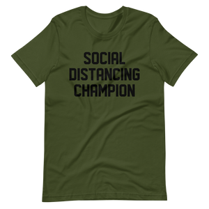 HuntCo SDC Short-Sleeve Unisex T-Shirt