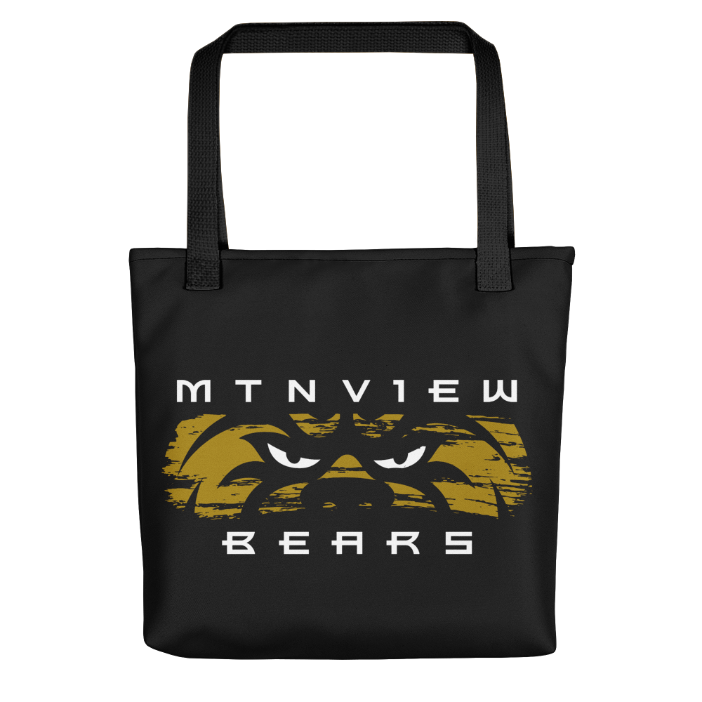 MV Bears Tote bag