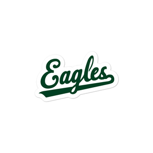 Eagles Bubble-free stickers