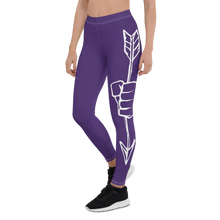 Load image into Gallery viewer, HuntCo Purple Leggings