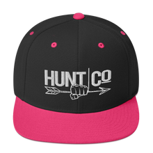 Load image into Gallery viewer, HuntCo Snapback Hat