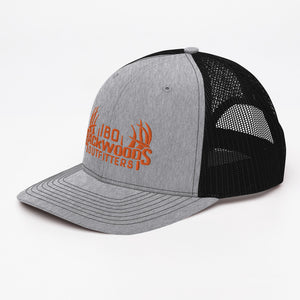Richardson 112 Swag Pack Cap Orange Logo Trucker Cap